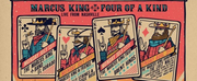 Marcus King Announces FOUR OF A KIND - LIVE FROM NASHVILLE Photo