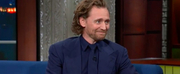 VIDEO: Tom Hiddleston Plays \