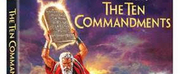 THE TEN COMMANDMENTS Debuts on 4K Ultra HD March 30th Photo
