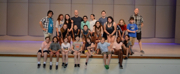 Photo Flash: TV Producer Richie Jackson Visits His Camp Alma Mater, Usdan Summer Camp for the Arts