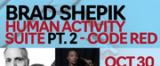 Brad Shepik Quintet To Premiere New Jazz Suite HUMAN ACTIVITY PT. 2 CODE RED At The Bronx