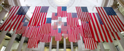 The Frist Art Museum to Present MEL ZIEGLER: FLAG EXCHANGE