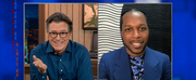 VIDEO: Leslie Odom Jr. Talks Sam Cooke on THE LATE SHOW Photo