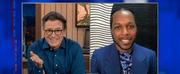 VIDEO: Leslie Odom Jr. Talks Sam Cooke on THE LATE SHOW