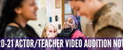 Great Lakes Theater Seeks Actor/Teachers Via Video Audition