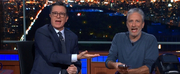 VIDEO: Jon Stewart Debuts the IRRESISTIBLE Trailer on THE LATE SHOW WITH STEPHEN COLBERT