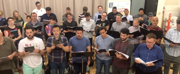 VIDEO: In Rehearsal with 42nd Street Moon's TITANIC