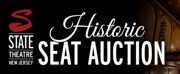 State Theatre New Jersey Auctions Off Historic Seats Photo