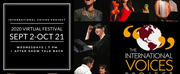 International Voices Project Announces Virtual 11th Season of Play Readings Photo