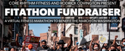 Rodrick Covingtons Core Rhythm Fitness is Hosting a Virtual Fundraiser to Benefit the Blac Photo