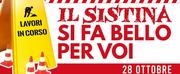 BWW Feature: IL SISTINA SI FA BELLO PER VOI  ANNUNCIATO LINIZIO DELLA NUOVA STAGIONE - COM