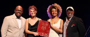 Two First Place Winners Make History at the Annual Sarah Vaughan International Vocal Compe Photo