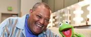 Photo Flash: Laurence Fishburne and Kermit the Frog Make Surprise Appearance at D23 Expo