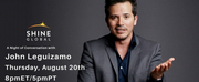 Shine Global to Present Conversation Between John Leguizamo and Albie Hecht Photo