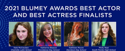 Blumenthal Performing Arts Announces The 2021 Blumey Awards Best Actor And Best Actress Fi Photo