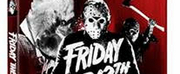 FRIDAY THE 13TH Will Be Released in Killer New 8-Movie Blu-ray Collection Photo