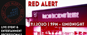 Arizona Broadway Theatre Goes Red as Part of National Call-to-Action to Save the Live Even Photo
