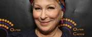 Bette Midler Will Appear at the GLAAD Media Awards