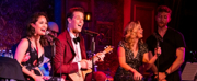 Exclusive Photo Flash: Jeremy Stolle and Friends Perform at Feinstein\