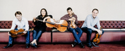 Calidore String Quartet World Premiere Recital to be Presented as Part of Shriver Hall Con Photo