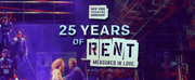 New York Theatre Workshops 2021 Annual Gala To Celebrate 25th Anniversary Of RENT Photo
