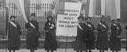 NJPAC Presents PIONEERS OF PROTEST: CELEBRATING 100 YEARS OF WOMEN VOTING Photo