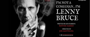 Theatre 68 Presents IM NOT A COMEDIAN ... IM LENNY BRUCE at Loft Ensemble