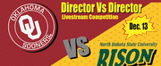 Livestreaming Game Show DIRECTOR VS DIRECTOR Announces Episode 6 - The College Edition! Photo
