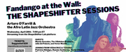 Fandango at the Wall Presents THE SHAPESHIFTER SESSIONS Photo