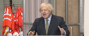 Prime Minister Boris Johnson Says We Want to Get Life for Theatres and for Theatregoers Ba Photo