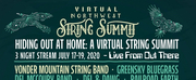 Northwest String Summit Announces Final Lineup for Hiding Out At Home: A Virtual Northwest Photo