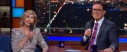 VIDEO: Stephen Colbert and Christine Baranski Perform Side by Side