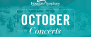 Houston Symphony October In-Person & Livestream Performances Photo