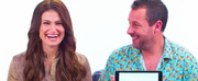 VIDEO: Idina Menzel and Adam Sandler Teach You New York Slang