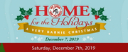 New London Barn Playhouse Announces Second Annual HOME FOR THE HOLIDAYS: A VERY BARNIE CHRISTMAS