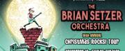 SiriusXMPresents The Brian Setzer Orchestra's CHRISTMAS ROCKS! TOUR At Eccles Center