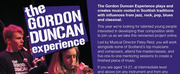 Young Musicians Invited to Audition for The Gordon Duncan Experience Composition Course Photo
