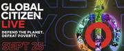 Elton John, Jennifer Lopez & More Set For GLOBAL CITIZENS FESTIVAL