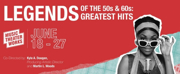 Music Theater Works Presents LEGENDS OF THE 50s AND 60s: GREATEST HITS Photo