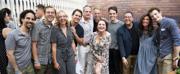 Photo Flash: Original Cast of DEAR EVAN HANSEN Assembles To Send Off Jennifer Laura Thompson And Michael Park