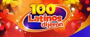 100 LATINOS DIJERON Returns to Estrella TV Photo