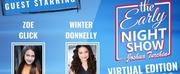 VIDEO:Ava Nicole Frances, Winter Donnelly & Zoe Glick Featured on Joshua Turchin Photo