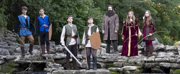Photo Flash: First Look at THE LEGEND OF ARTHUR at Addison Theatre Centre