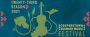 Cooperstown Summer Music Festival Announces 23rd Season