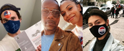 Social Roundup: Broadway Stars Are Sharing Their Best Voting Selfies and Encouraging Fans  Photo