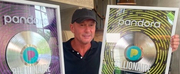 Tim McGraw Honored By Pandora With The Billionaire Plaque Photo