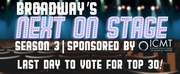 Last Day to Vote for Next on Stage Top 30! Photo