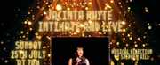 The Crazy Coqs Presents JACINTA WHYTE: INTIMATE AND LIVE Photo