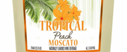TROPICAL MOSCATO Peach Flavor Celebrates Summer Photo