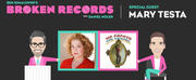 Podcast - Ben Rimalower's Broken Records, The Albums You Wouldn't Shut Up About